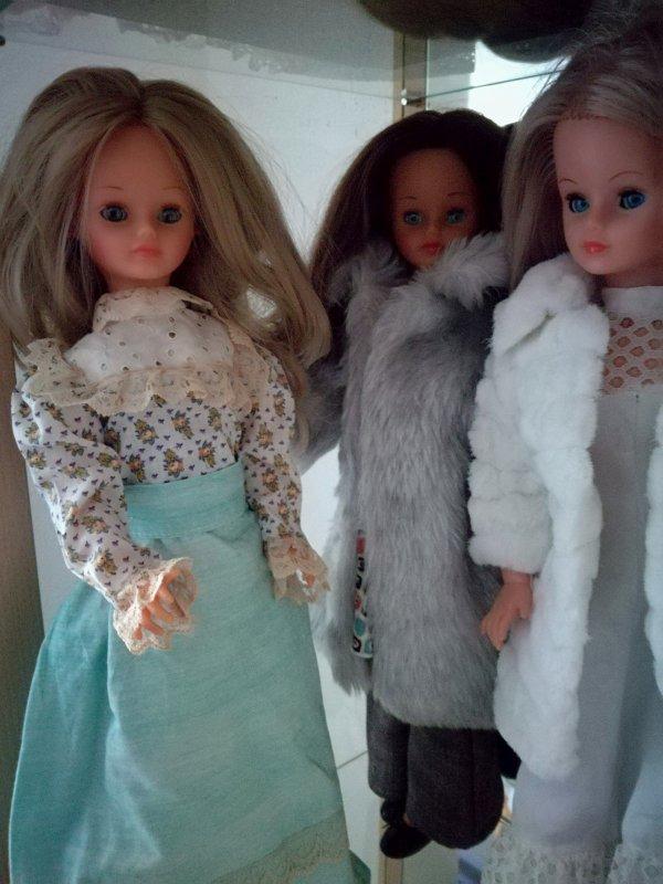 Oh que oui ce sera un bella hiver chaud avec ces beaux manteaux et tenues...