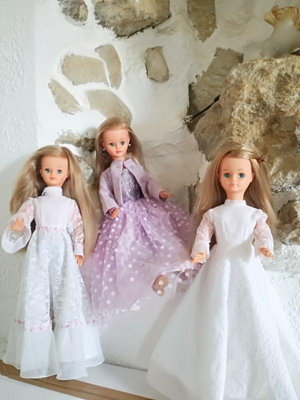 Encore des petites princesses .....