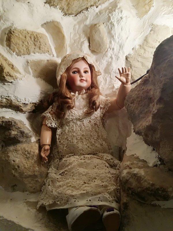 Ma douce Rose-Angelique, mon avatar....rarement mise à l honneur...