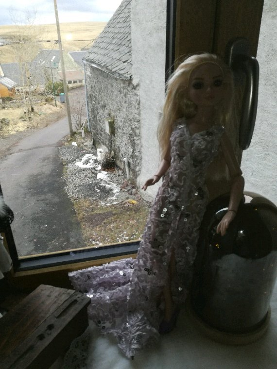 Ellowyne est tres très sexy dans cette robe.....