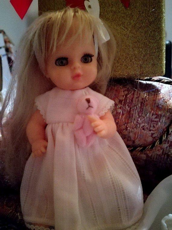 Et voilà....c est ma toute première petite mimi mini Gama.