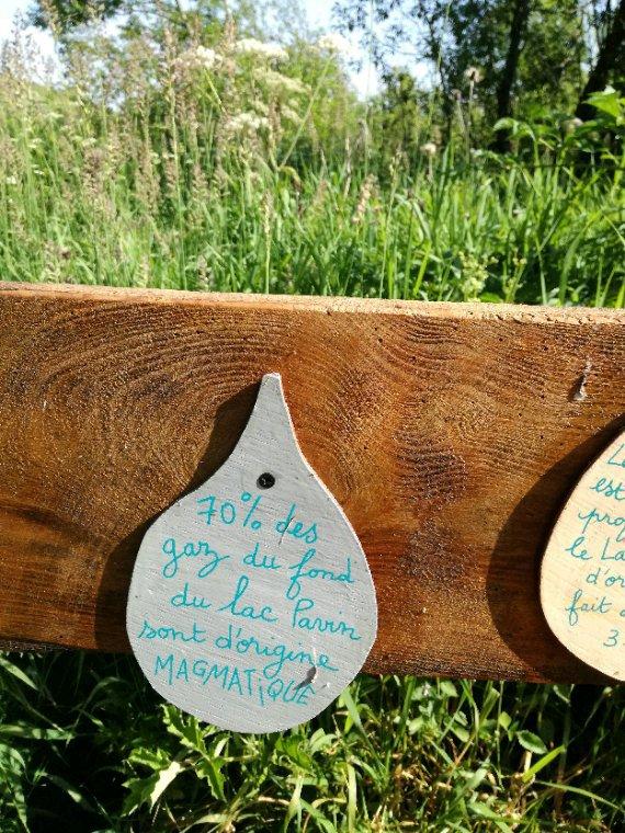 Un peu d infos avec ces très originales gouttes d'eau...