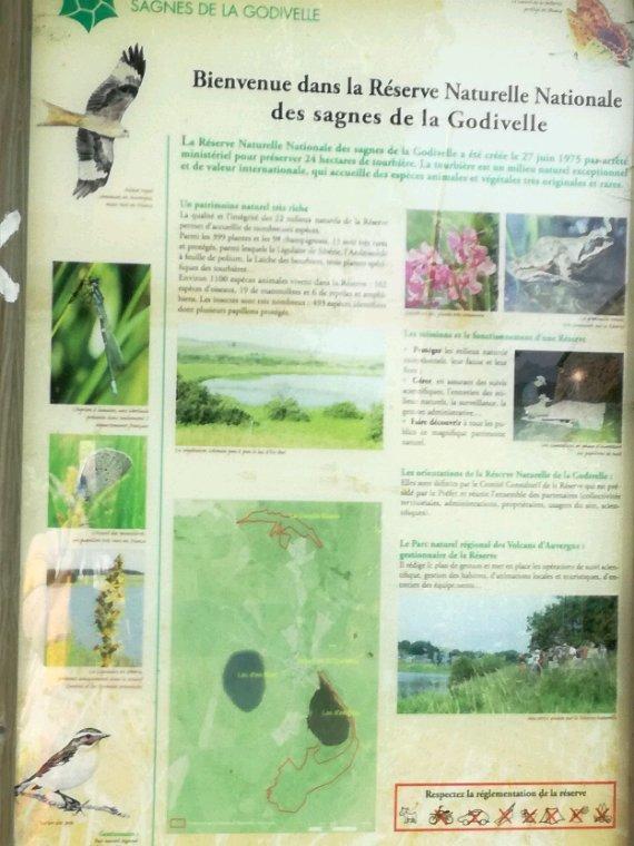 Bienvenue! Oui c est bien par ici....la Grande Reserve Naturelle des Sagnes....