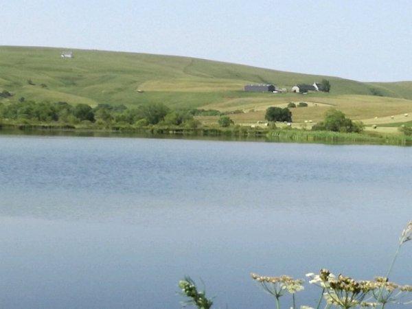 Le Lac d 'en bas....