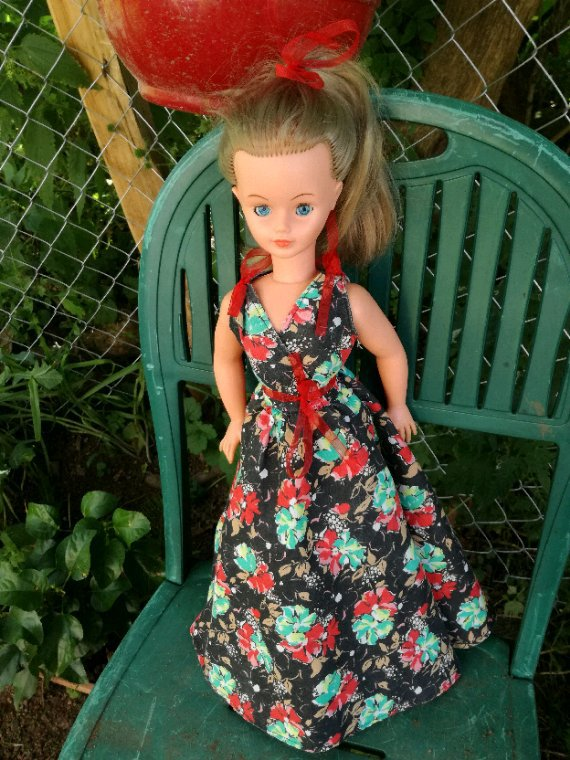 Une robe Printanière comme....
