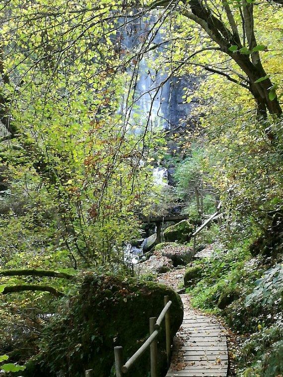 La Cascade de Vaucoux