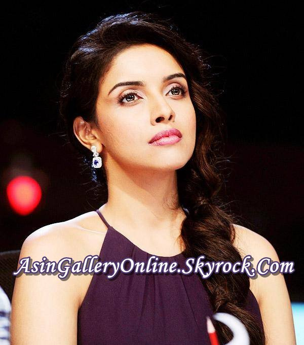 Asin in 2013: Femina Miss India
