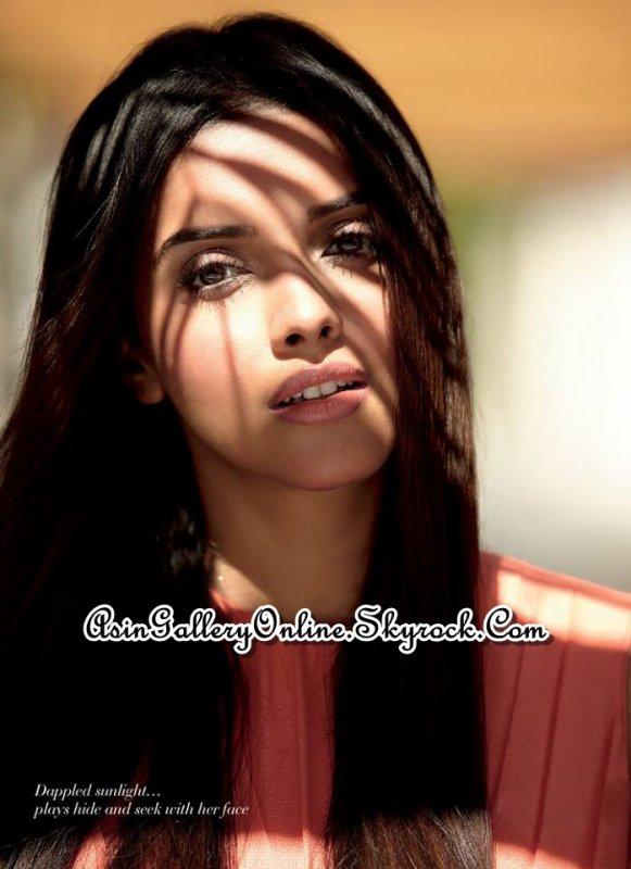 Asin in 2013: Filmfare Photoshoot