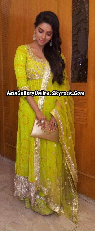 Asin in 2013: Akshay Kumar's Diwali Bash