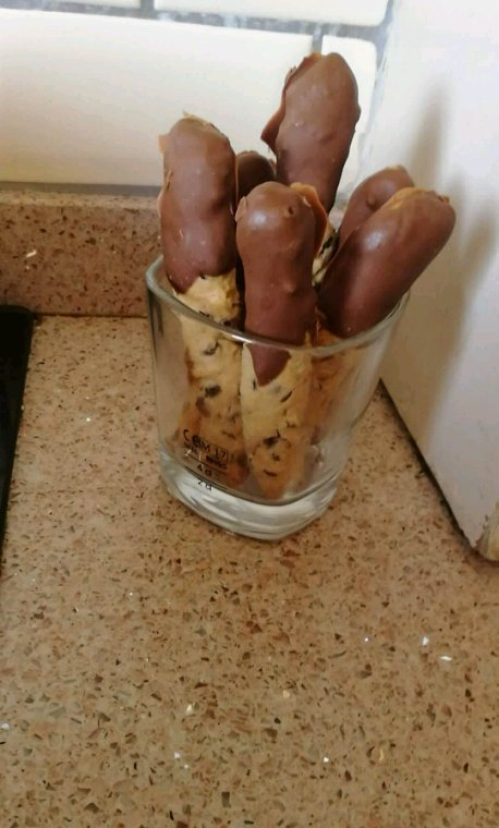 Petit biscuit et mikadocookies