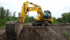 Hidromek 30 tonnes