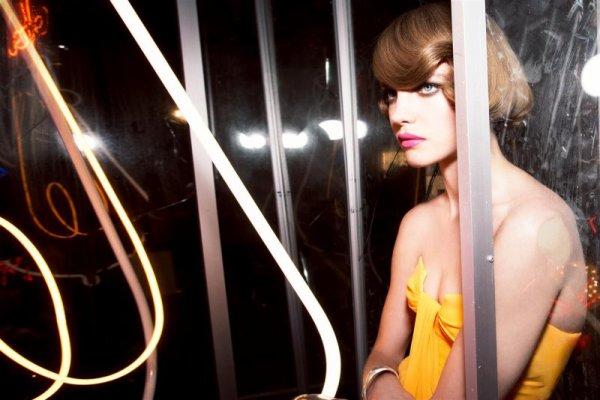 Souvenez-vous: Vogue Italie Avril 2008 par Steven Meisel (2)