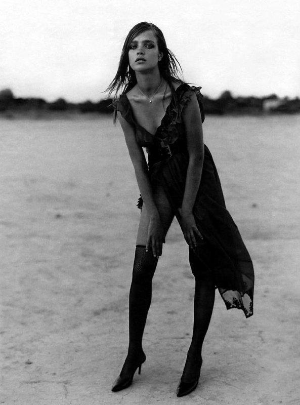 Souvenez-vous: Marie Claire France Septembre 2001 (Baby Doll) par Jacques Olivar (2)