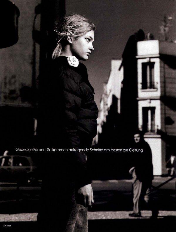 Souvenez-vous: Elle Allemagne Septembre 2000 (French Kiss) par Firedmann Hauss