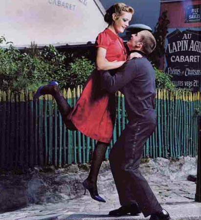 Souvenez-vous: Marie Claire France 2000 (Une femme est une femme) par Iris Brosh (2)