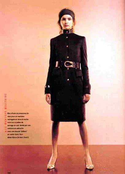 Souvenez-vous: Marie Clair Août 2000 par Christopher Micaud