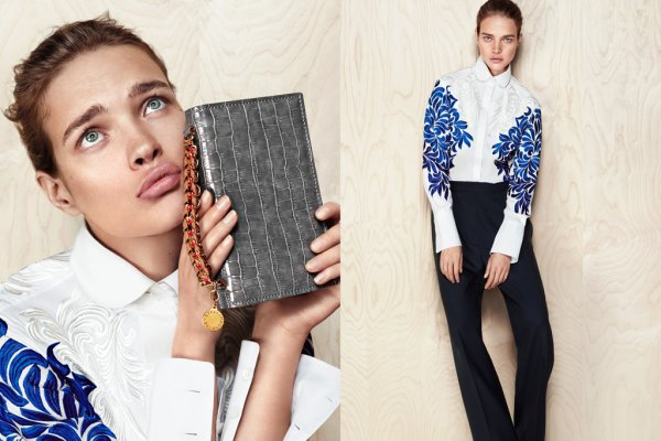 Campagne: Ad Campaign Stella McCartney F/W 2012 par Mert & Marcus
