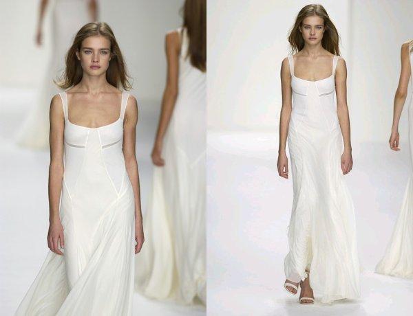 Souvenez-vous: Défilé Calvin Klein Collection S/S 2003
