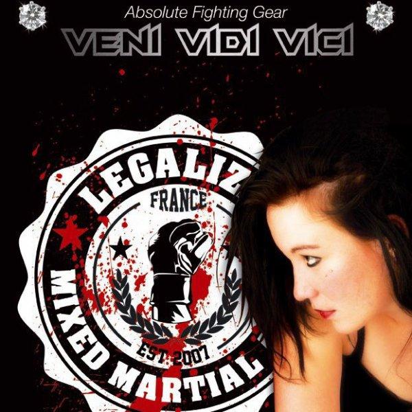Pub Pour Le Magasine  FIGHTSPORT :)