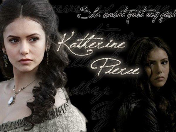 Katherine Pierce alias Katerina Petrova