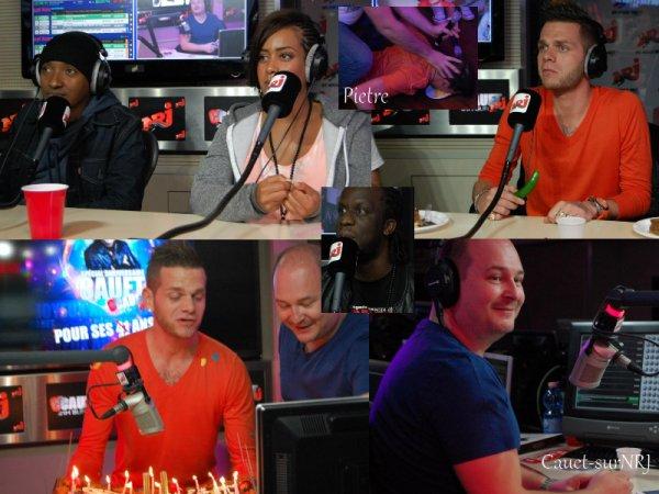 Emission du Jeudi 2 Mai avec Keen'V, Amel Bent, Soprano et Youssoupha