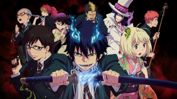 *~/Blue Exorcist/~*