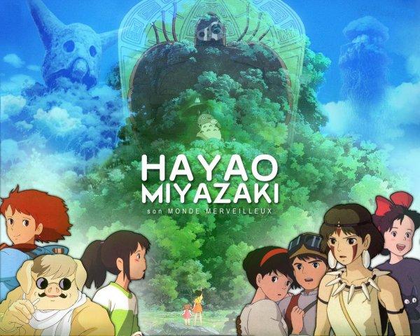 *~/Hayao Miyazaki! (10films)/~*