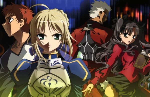 *~/Fate stay night/~*