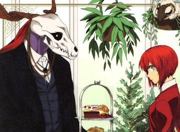 *~/The ancient magus bride/~*