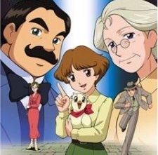 *~/Agatha Christie no Meitantei Poirot to Marple/~*
