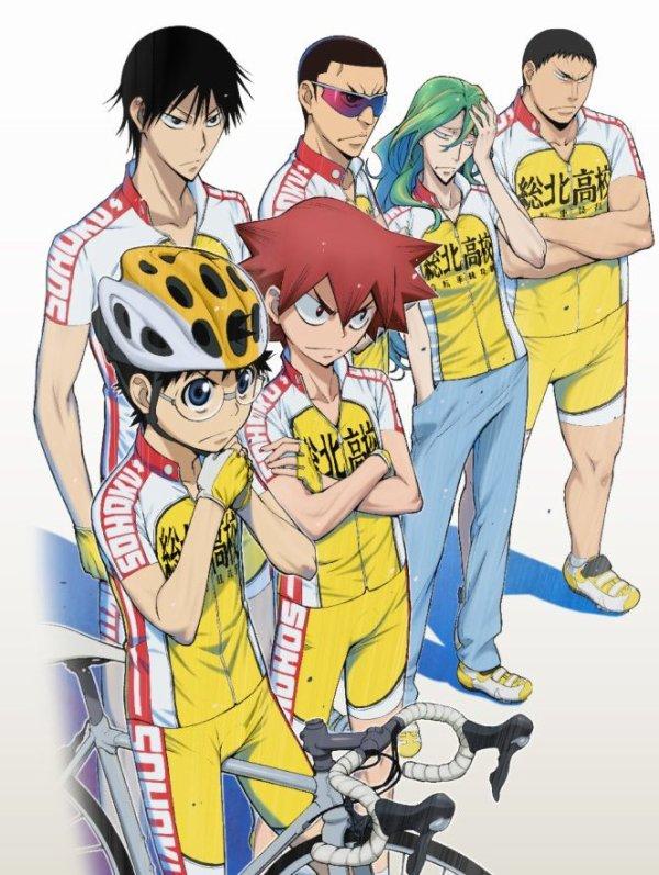 *~/Yowamushi Pedal/~*
