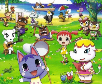 *~/Animal Crossing/~*