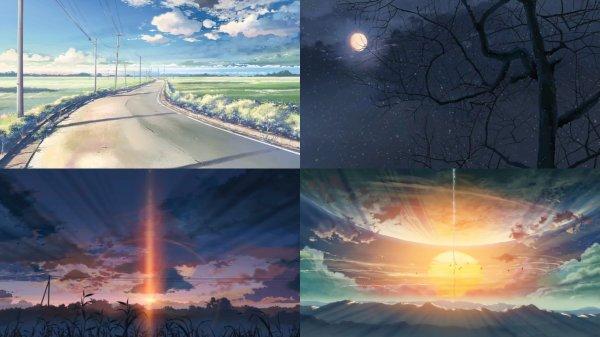 *~/Makoto Shinkai ( 2 films )/~*