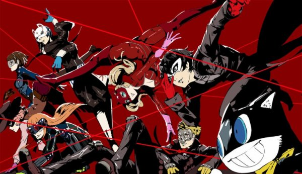 *~/Persona 5 : The animation/~*