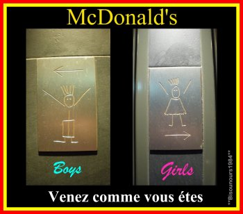 Bienvenue Chez McDonald's