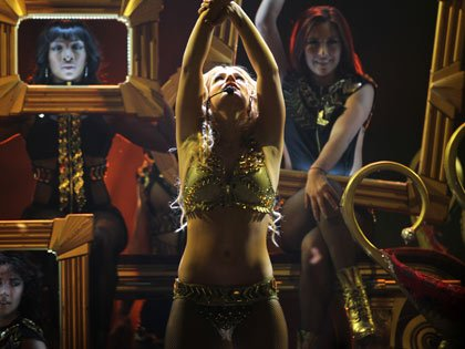 Britney Spears ☆ Femme Fatale Tour ☆ 6 Octobre 2011