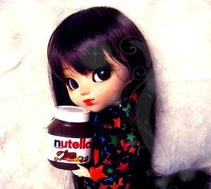 Tu es comme le Nutella ❤