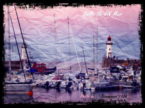 Un 14 Juillet à Belle Ile En Mer ❤