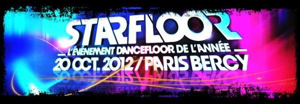♫ StarFloor 2012 à Paris Bercy ♫