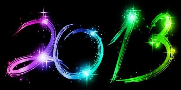 ❤ Bonne Année 2013 ❤
