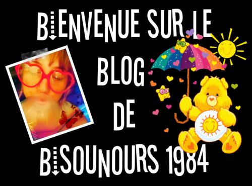 """Présentation de """" Bisounours1984 """" alias Laétitia"""