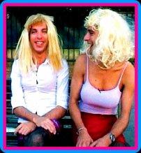 Les comédiens qui joues Samantha & Chantal