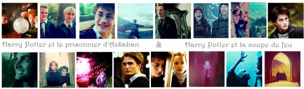 Saga : Harry Potter
