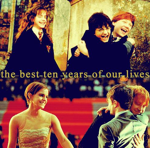 Parce que je les aime et que rien n'y changera. Surtout pas le temps.