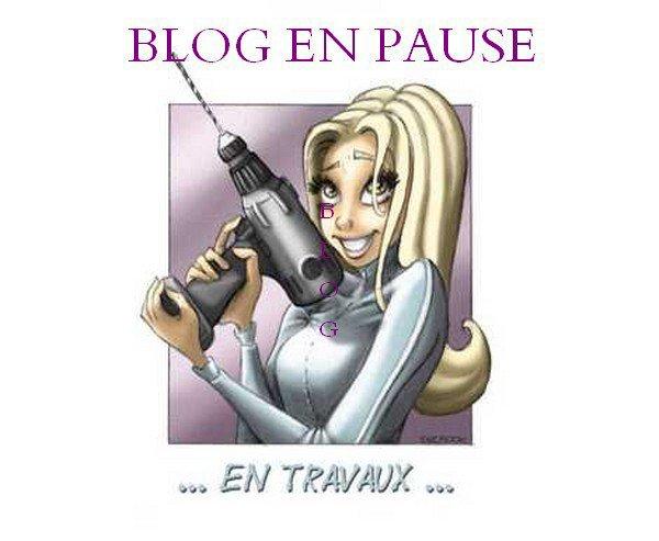 Blog en panne