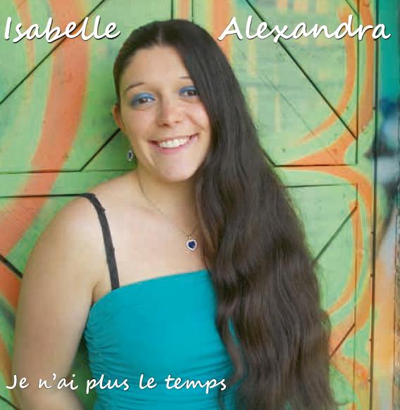 le 1 ER album d'isabelle Alexandra