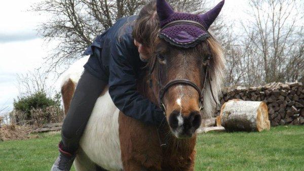 Le cheval n'est pas comme une raquette ou un ballon de foot ... C'est un être vivant qu'il faut savoir aimé ....