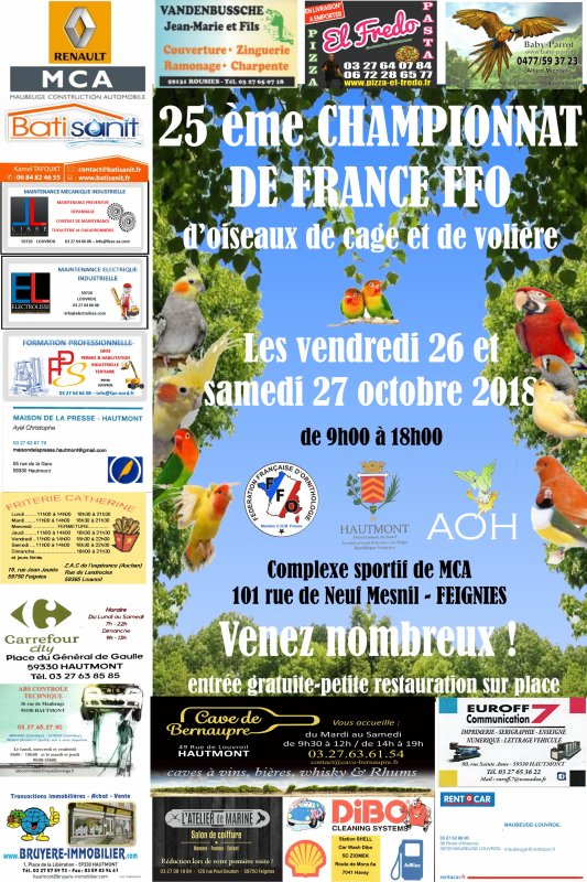 Championnat de France F.F.O.