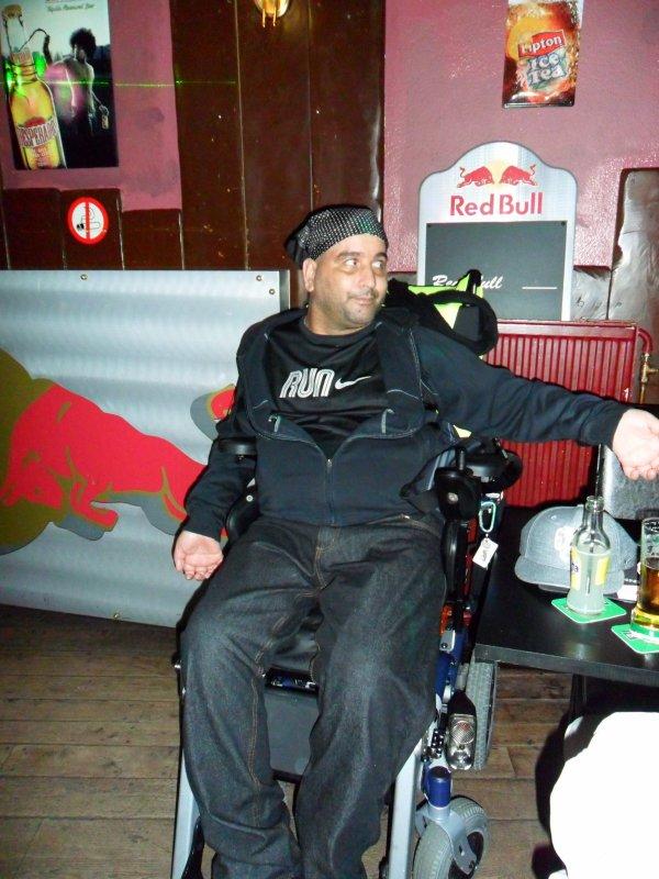 Robbery AGAINST THE HOUSE OF MONT quadriplegic (BETHESDA)