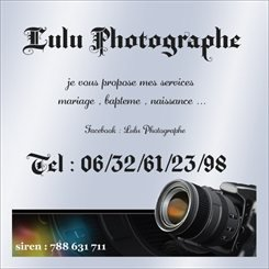 lulu photographe
